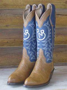 Paul Bond Boot - A custom catalog style 34A, 'The White River ...