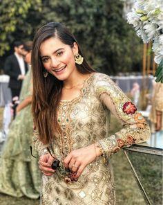 Pakistani Fashion Casual, Pakistani Outfits, Asian Fashion, Wedding Dresses For Girls, Bridal Dresses, Girls Dresses, Wedding Outfits, Bridle Dress, Pakistani Couture