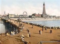 Blackpool is a seaside town in Lancashire, England. Situated along the ...
