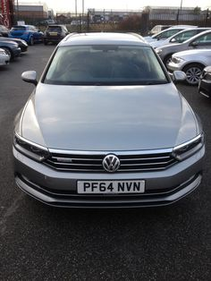 The Volkswagen Passat Estate #carleasing deal | One of the many cars and vans available to lease from www.carlease.uk.com
