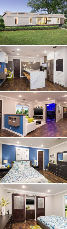 The Gen-Now Home: a beautiful, modern concept home from Clayton's, designed for young families