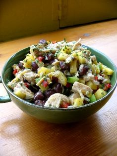 Tropical Chicken Salad Low Sodium