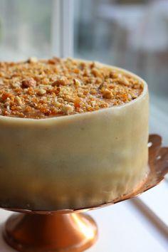 Sweet Recipes, Cake Recipes, Dessert Recipes, Denmark Food, Torte Cake, Danish Food, Sweet Cakes, Let Them Eat Cake, I Love Food