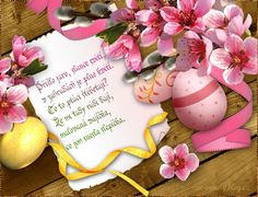 Velikonoční přáníčka 1 | ve-aronky