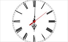 Creating a clock in CSS & other neat tricks