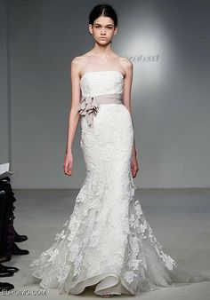 Esther Wedding Dress | Wedding!, Vera wang and Kevin o'leary