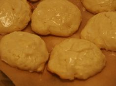 Amazing Lemon Cookies Recipe