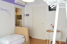 Room Parma B&B Stop&Sleep Udine Front Civil Hospital #sleeping #room #dream #travel #friuli #crystal #violet #art #design