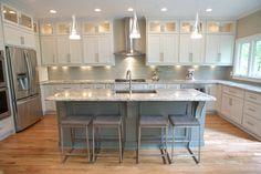 Shapiro Kitchen contemporary-kitchen