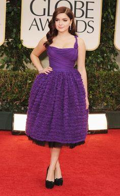 Ariel Winter at the 2012 Golden Globes