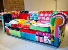 colorful sectional sofa - Google Search