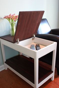 Nice 25+ Unique DIY Coffee Table Ideas That Offer Creative Style And Storage