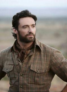 Hugh Jackman. Everyone had their favorite Hugh Jackman movie. My dad's is Wolverine, my sister's is Les Miserables. Australia is mine. :)