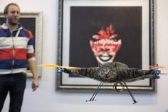 is this awesome or a ....cat-astrophe^Jitin      http://www.buzzfeed.com/tommywes/half-cat-half-machine-and-totally-insane#