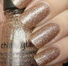 China Glaze Champagne Kisses| #EssentialBeautySwatches | BeautyBay.com