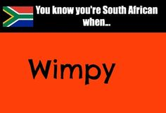 Wimpy and steers over everything else bruh