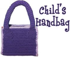 Doc McStuffins INSPIRED Purse & Applique Crochet by AweStitch, USD4.99 Aw...