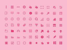 B2B Free Icon Set