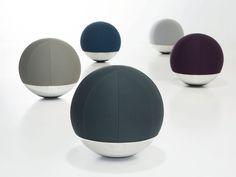 Boullée projektu Andersa Johnssona dla Kinnarps - PLN Design