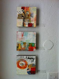 Encaustic by    Jane Davies