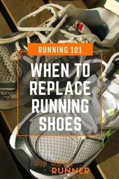 Its inevitable that your running shoes will need to be replaced at some point. But when? Every 300-500 miles, but if you're not tracking your mileage, it can be hard to tell. Check out this post to find out when to swap out your running shoes. Running On Treadmill, Running Gear, Running Workouts, Workout Gear, Workout Style, Yoga Workouts, Workout Outfits, Workout Tanks, Half Marathon Training
