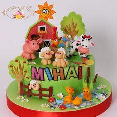 Mihai's Farm cake