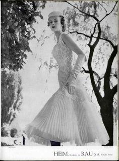 Jaques Heim, circa 1954