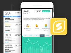 Spark Finance App by Claude Piche