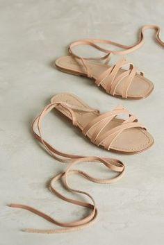 Splendid Taylor Sandals Nude #anthrofave
