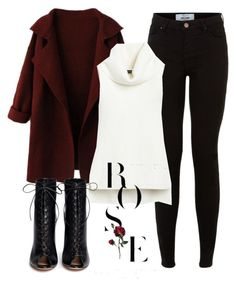 """""""Outfit #47"""" by cmhs624 on Polyvore featuring White House Black Market and Gianvito Rossi"""