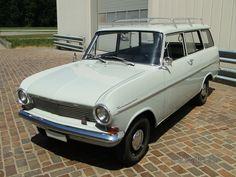 Opel Kadett A 1000 Caravan (1962-1965)
