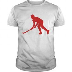 Playing Hockey Silhouette Sport