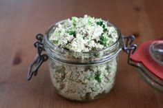 Pâté végétarien au brocoli   nori