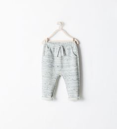 ZARA - KIDS - DRAWSTRING HAREM PANTS $18