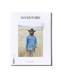 Inventory Magazine Issue 12 - SS15