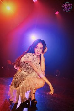 Girls' Generation Taeyeon - 6th Album 'Holiday Night' Teaser