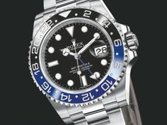 Montre Rolex Oyster Perpetual GMT-Master II 116710 BLNR BaselWorld 2013