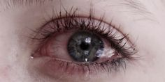 Pretty Crying Eyes | pretty eyes Cool Model Grunge punk header soft grunge lacrima she's ...