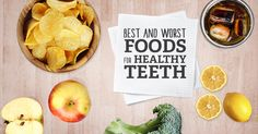 This Children's Dental Health Month, teach your children how to have healthy teeth! Discover the best tooth-friendly foods to avoid tooth decay.