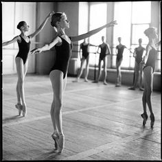 """Sweta at Vaganova School. St. Petersburg"", photographer Arthur Elgort, 1999"