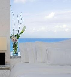 Heavenly Bed at Westin Cancun, Mexico