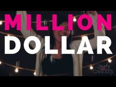 **MILLION DOLLAR JEWELRY CONTEST**  There's 1 MORE DAY until our Million Dollar Jewelry Giveaway! Let's get the party started early - LIKE & REPIN this video for a chance to win a candle of your choice!   Contest winner announced Monday, April 27, 2015. Pinterest is not affiliated with this contest. www.JewelryInCandles.com   #winJIC #MillionDollarGiveaway #JICScents