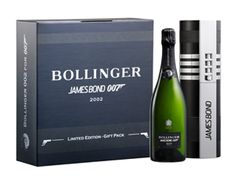 #Bollinger Limited 007 Edition