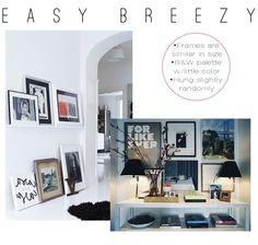 easy breezy - gallery