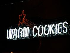 Warm Cookies by agent j loves nyc\