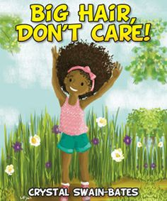 "5 Story Books for Little Brown Girls with Natural Hair (+ ""Cornrows"" by Camille Yarbrough) - you wouldn't believe how many times students, esp. elementary, have said, ""Your hair is like mine!"""
