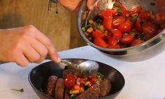 """Ντάκος """"αλλιώς"""" από τον Γιώργο Τσούλη Ratatouille, Ethnic Recipes, Food, Essen, Meals, Yemek, Eten"""