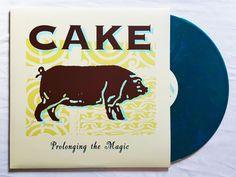#CAKE - #ProlongingTheMagic