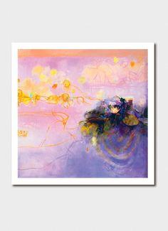 Margaret Woodward - Waterlilies