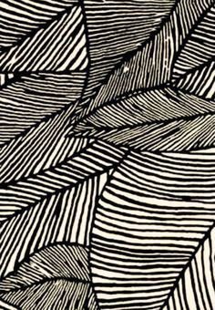 geometric leaf repetition drawing - Google Search